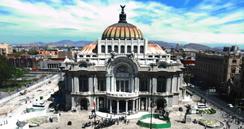 Ciudad de Mexico - Palacio de Bellas Artes
