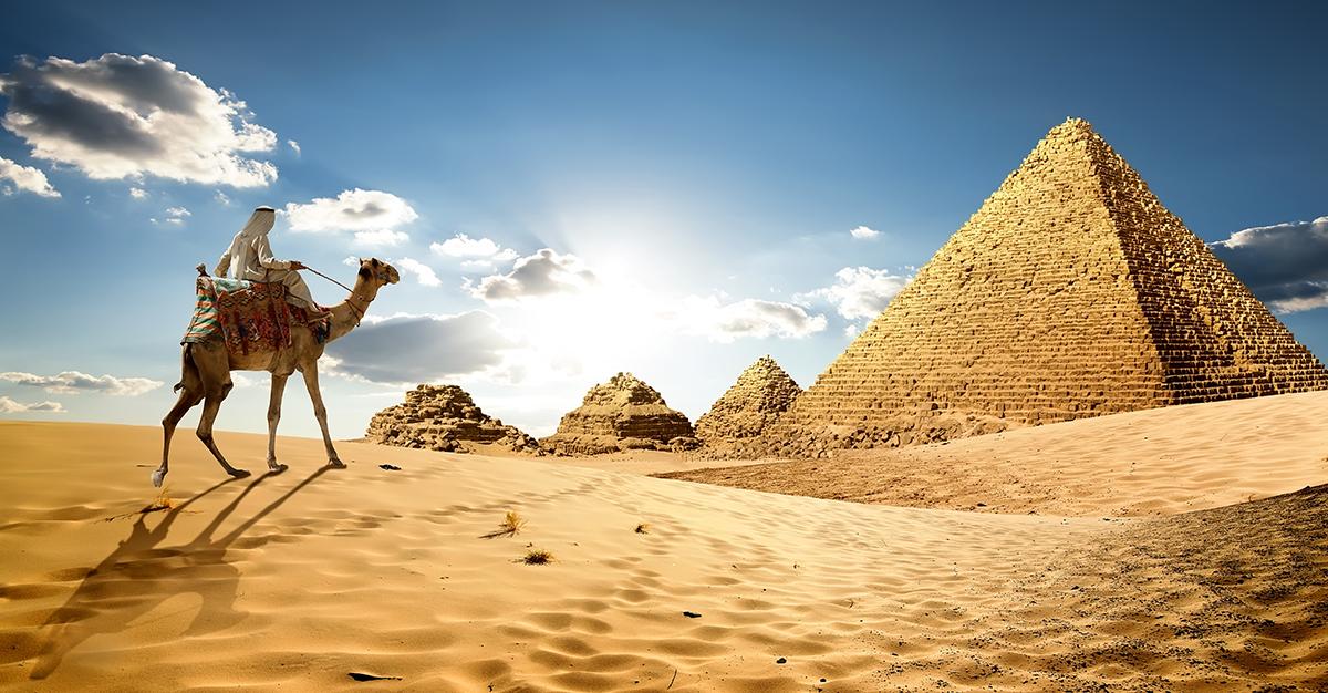 Egipto es uno de los países más importantes de América. Asegúrate de explorarlo de forma segura con las vacunas de viaje y los consejos de Passport Health.