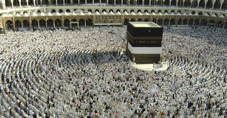 Hajj in the Middle East