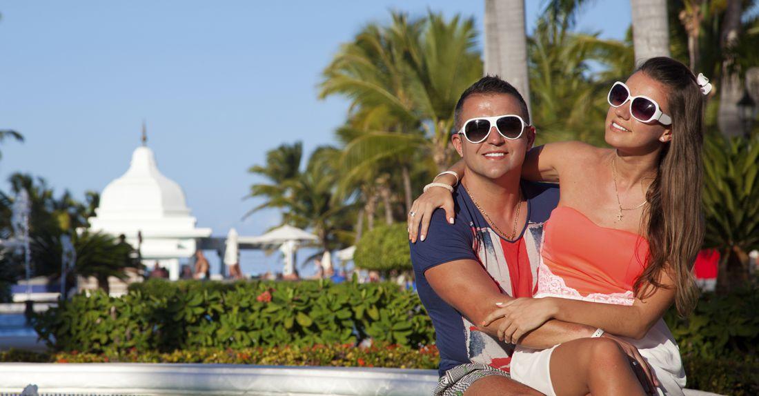 Couple in Dominican Republic