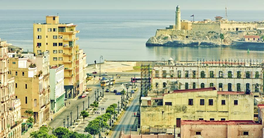 Cuba Coast