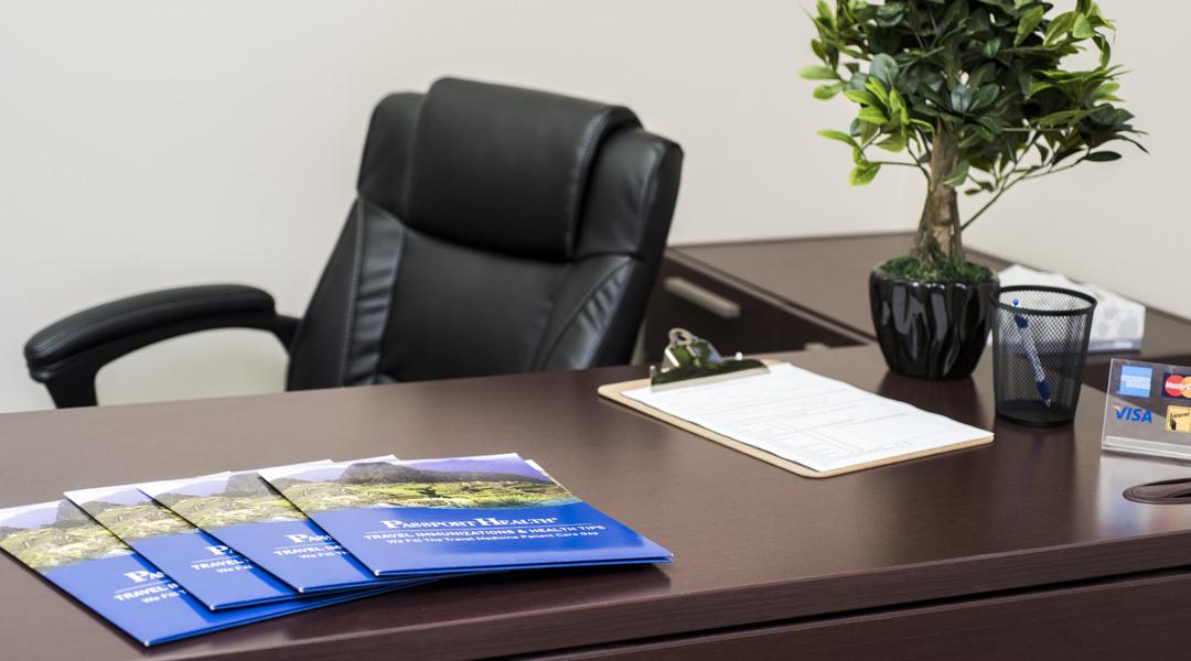 Passport Health's Kitchener Travel Clinic provides premiere travel medicine services.