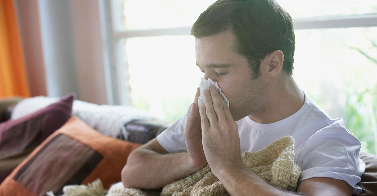 Si estes enfermo despues de tu viaje, ten cuidado.