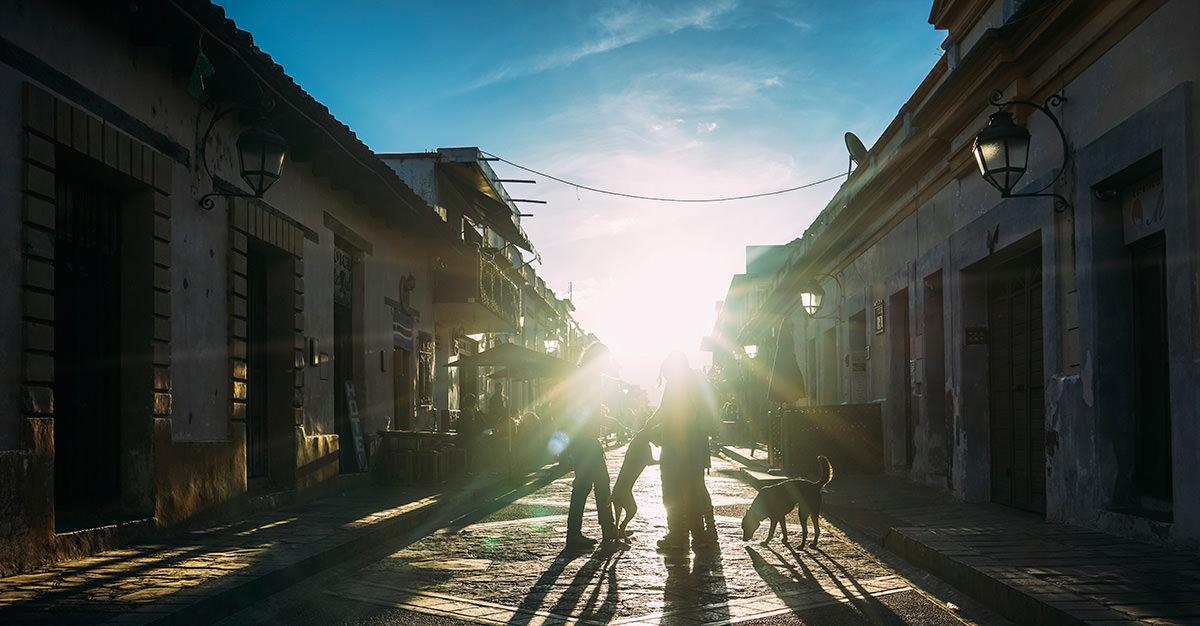 Chiapas and San Cristobal de las Casas are great places to visit.