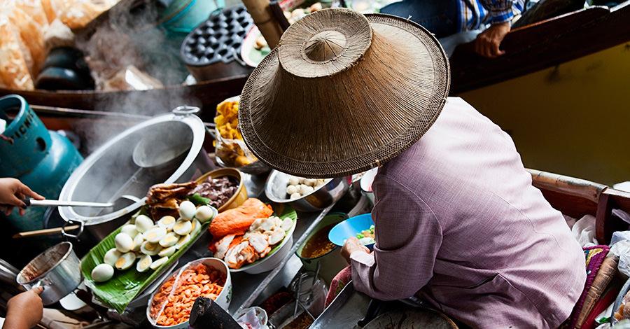 Tailandia es un destino popular, pero tambien requiere algunas vacunas.