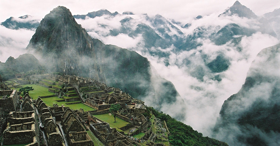 Machu Picchu, Cusco are great places to visit.