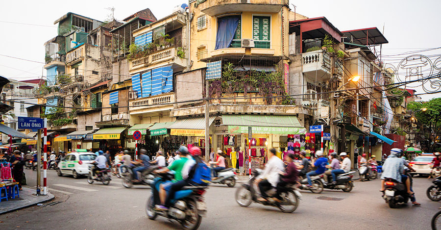 Various regions of Vietnam require different vaccinations, learn what you'll need today!