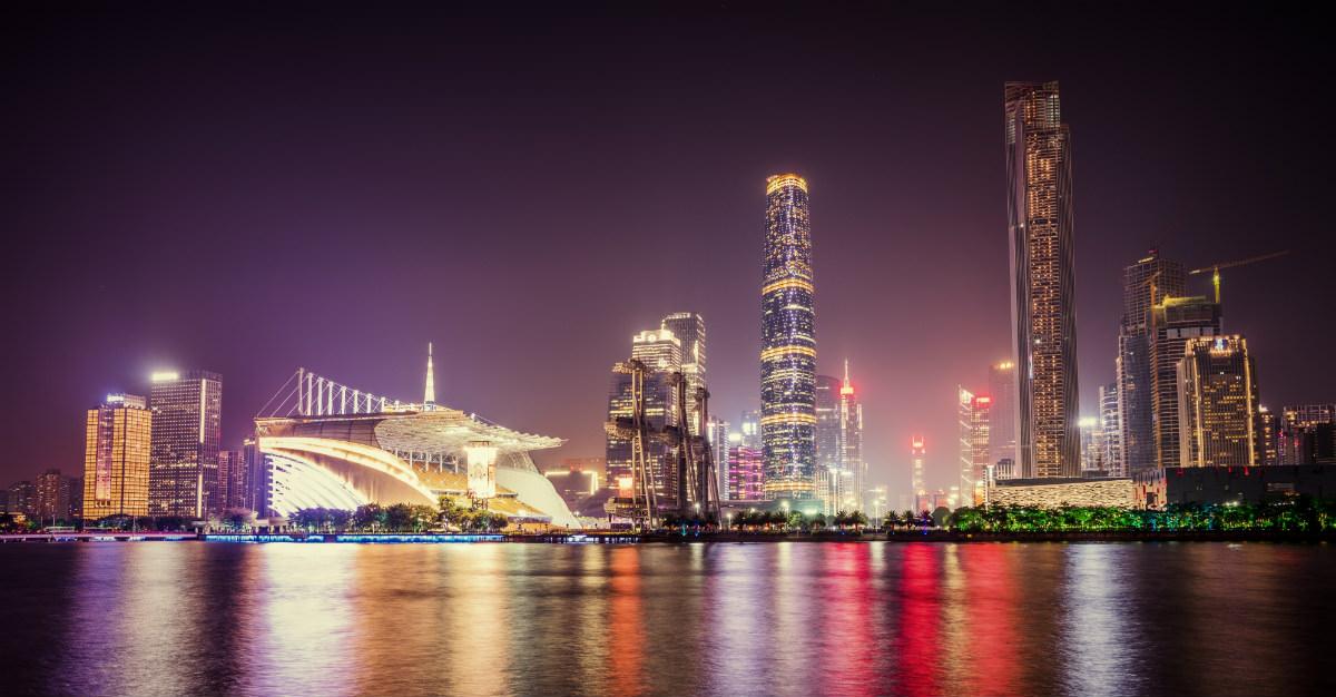 L'économie croissante de Guangzhou est l'une des raisons pour lesquelles la Chine est si populaire pour les gens d'affaires.