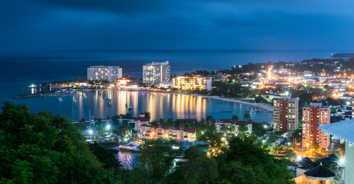 Rivers and waterfalls highlight the beauty of Ocho Rios.