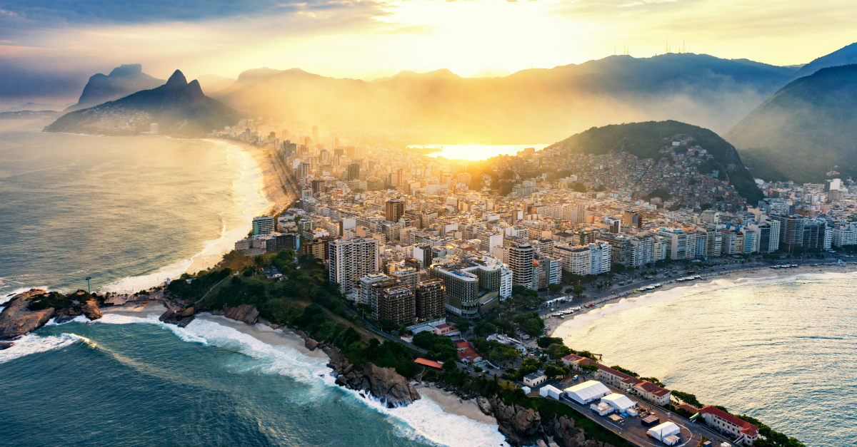 In Brazil there are many opportunities to fall ill from a visit.