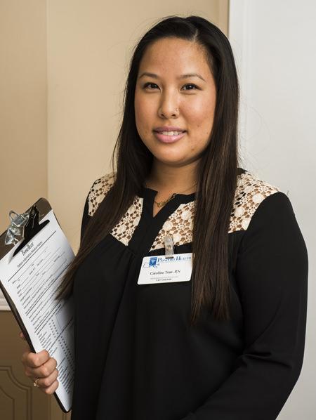 Caroline Tran, spécialiste de la médecine du voyage