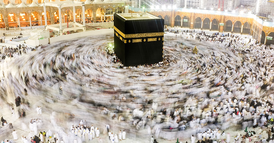 Beaucoup de personnes participant au pèlerinage du hadj et d'autres voyageurs devraient recevoir le vaccin contre la méningite avant leur départ.