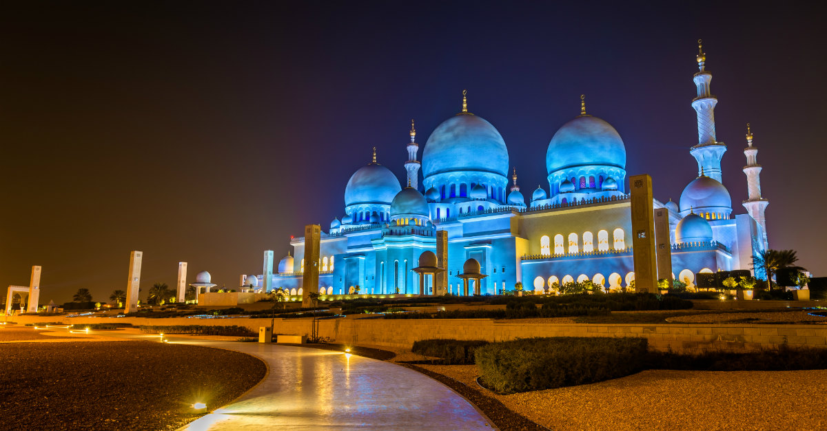 Even while visiting luxurious cities like Abu Dhabi, you still need vaccines for a trip to the Middle East.