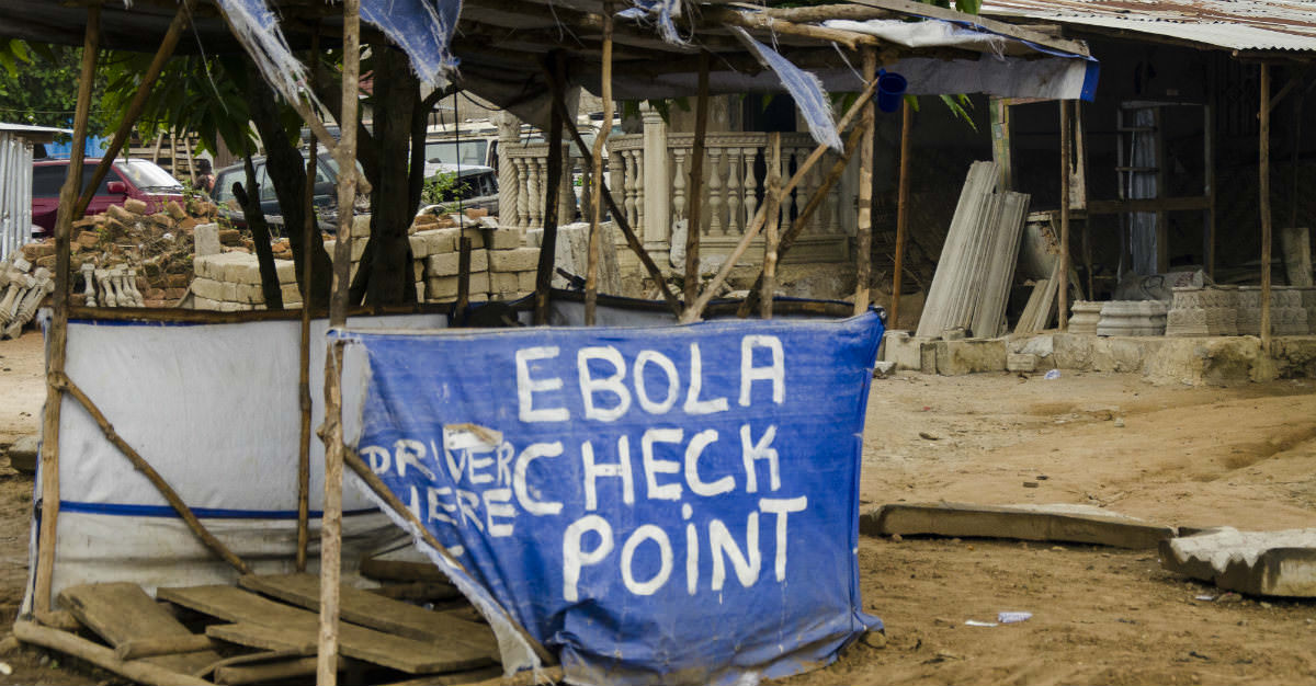 Latent cases of ebola were found in Sierra Leone residents after the epidemic in 2014.