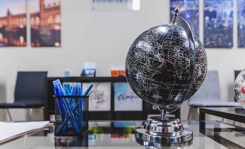 Calgary Alberta Clinique de voyage Globe