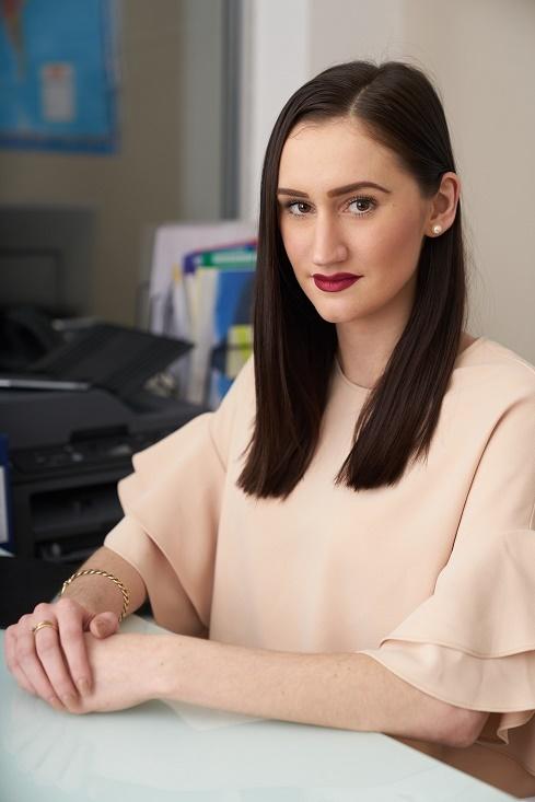 Danaelle Prouxl, infirmière autorisée