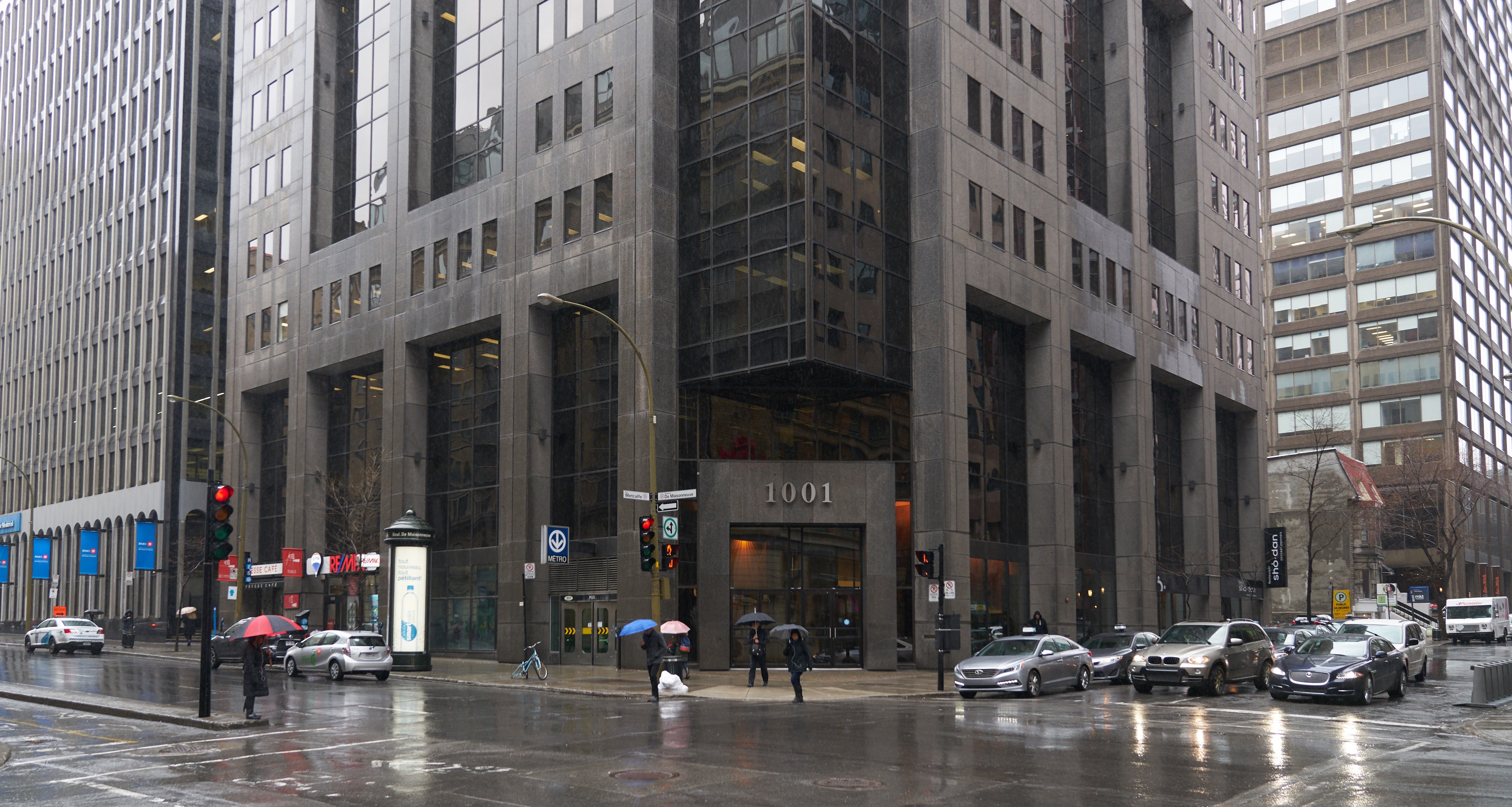 Downtown montr al travel clinic passport health - Piscine maisonneuve montreal quebec rouen ...