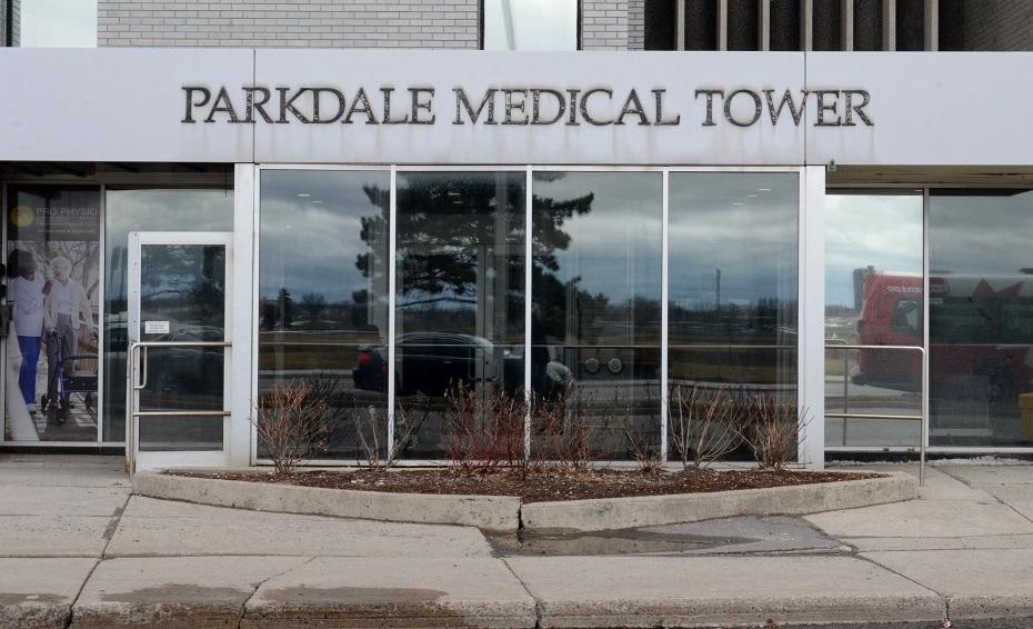 Ottawa Ontario Édifice de Clinique de voyage