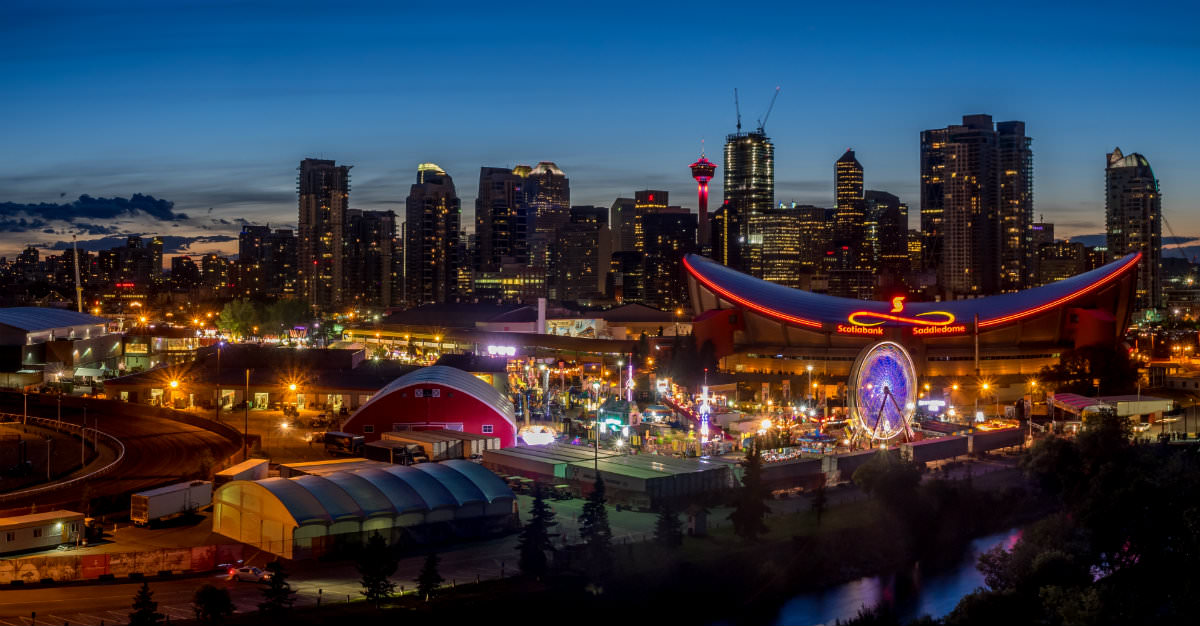 What vaccines should you need for the Calgary Stampede?