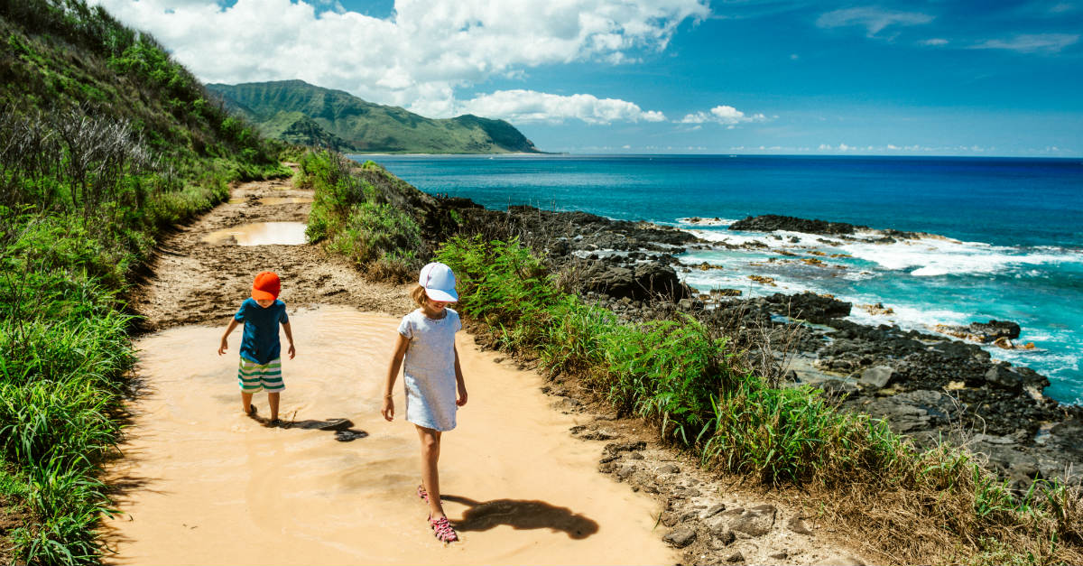 As a part of the United States, Hawaii offers far less risk of disease than other tropical destinations.