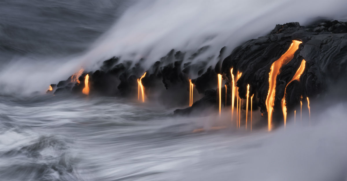 Volcanoes spread throughout every island, creating a landscape unlike anywhere else in the world.