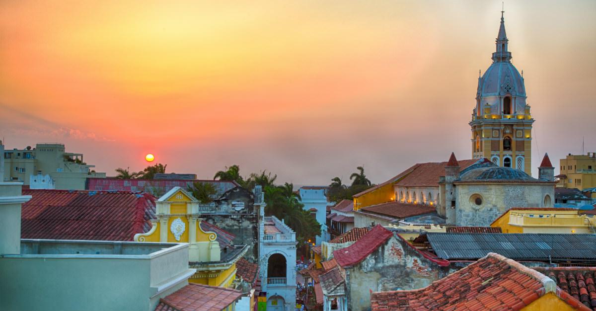 Maintenant que c'est une zone beaucoup plus sûre, la Colombie peut être appréciée pour son paysage et sa culture.