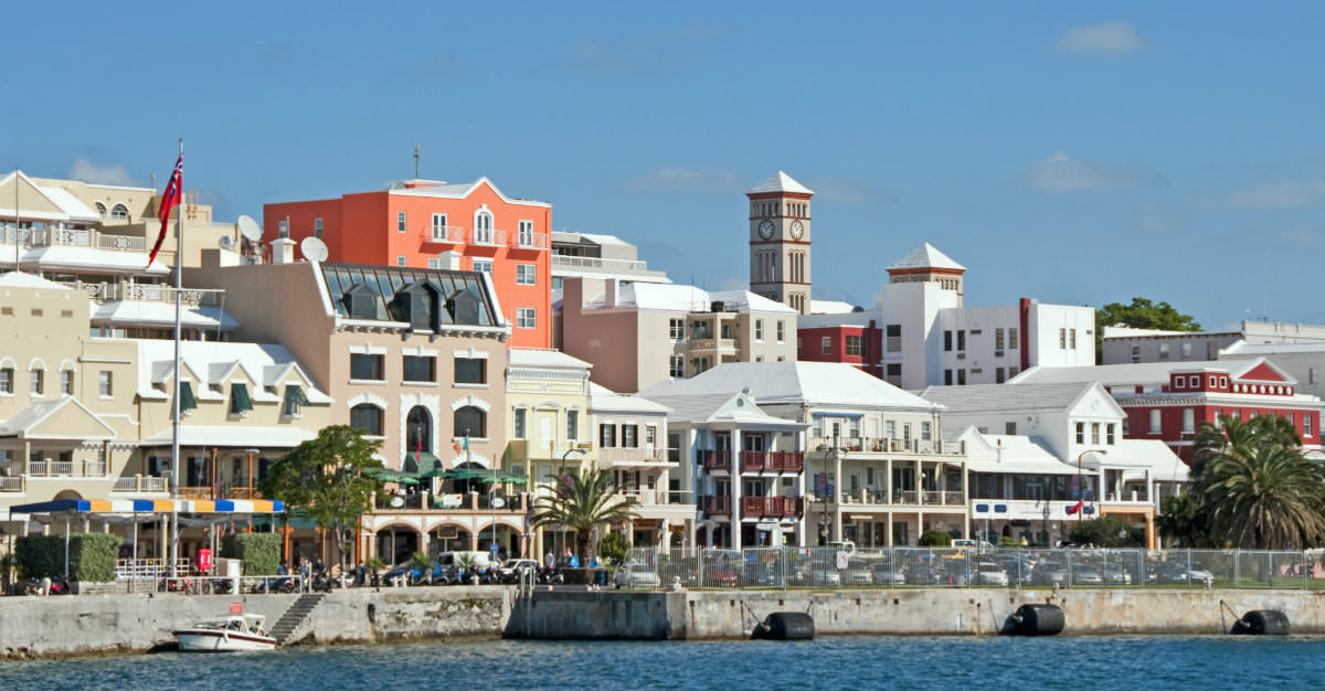 Bien que petit, Bermudes offre beaucoup de place pour trouver une aventure.