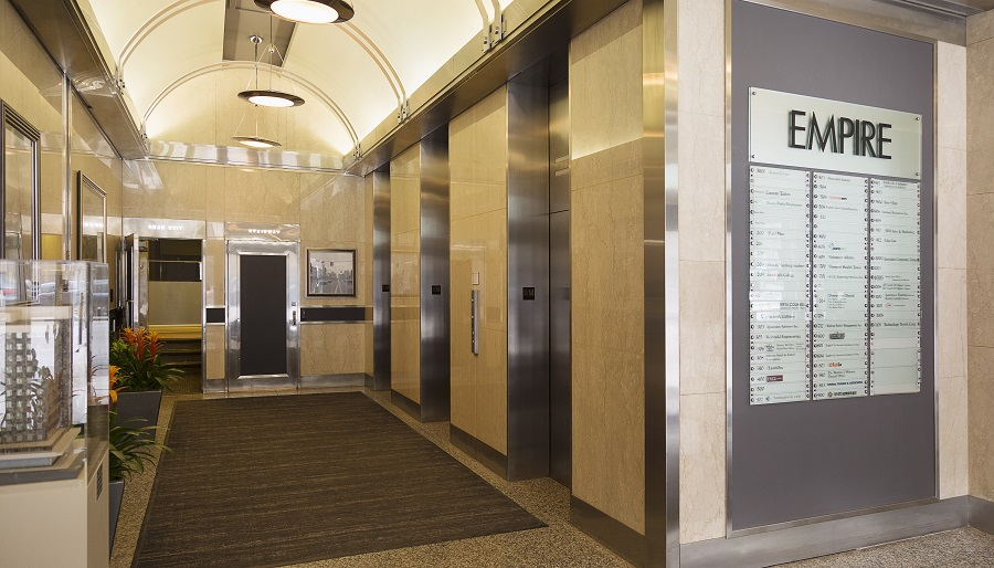 Passport Health Clinique Sante-Voyage de Downtown Edmonton