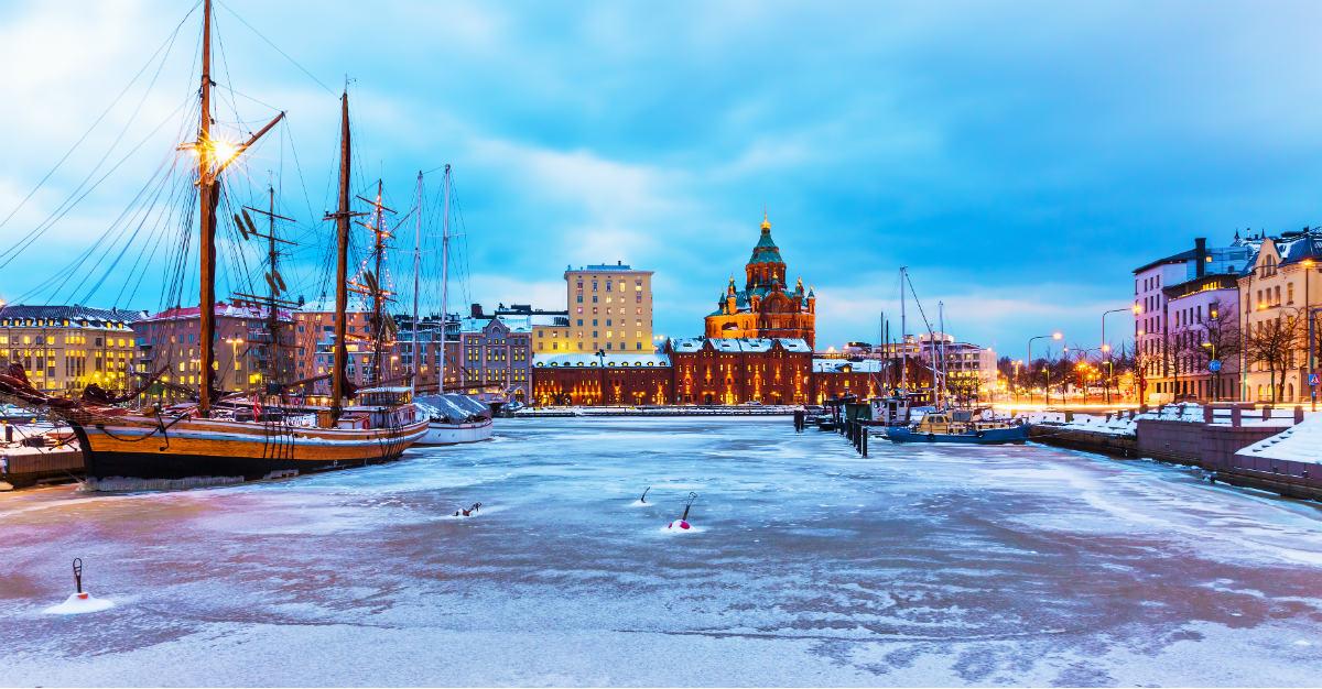 Depuis des années, la Finlande vient en tête de liste lorsqu'il s'agit de destinations sures.