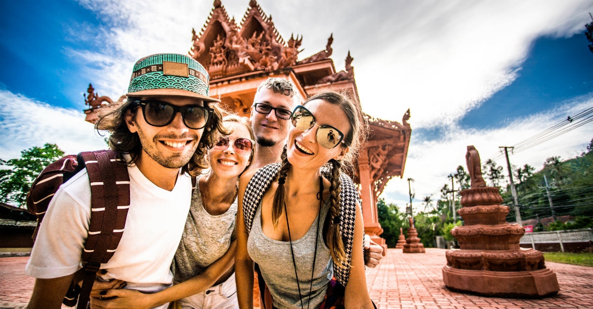 Gap years are increasingly common for graduates looking to visit the world while adding volunteering to their resumes.