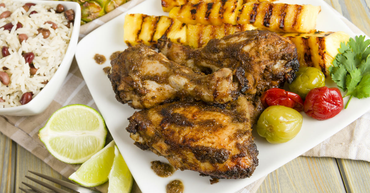This spicy rub is famous around the world, but got its start in Jamaica.