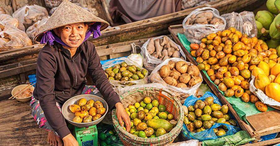 Le Vietnam a beaucoup à voir, assurez-vous que vous êtes vacciné avant de partir.