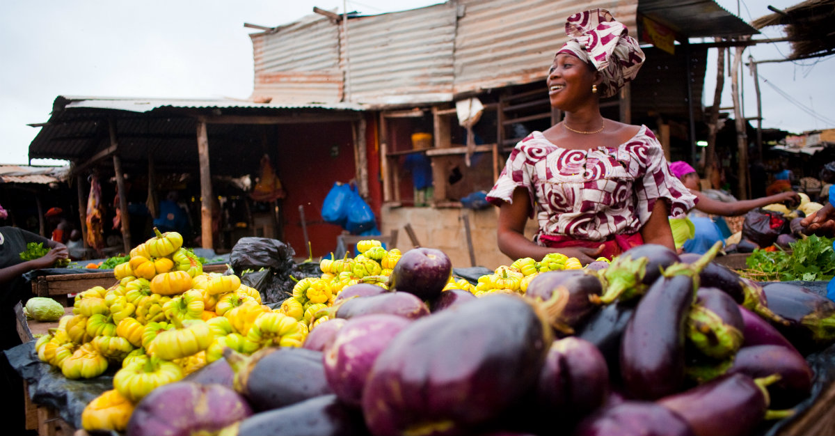 With an entire continent to work with, Africa has a distinct variety in its food.