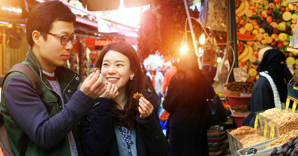 Street food can provide an easy way to get authentic food and dangerous bacteria while you're abroad.