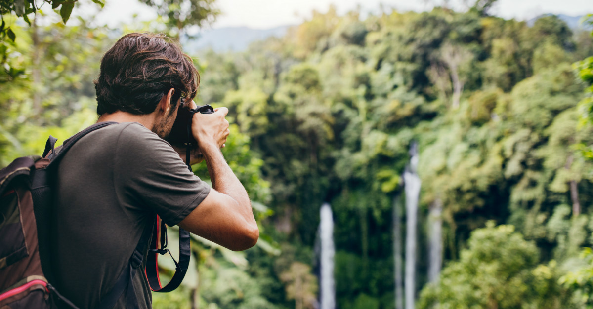 Some lines, color and unexpected subjects could make your vacation photos the envy of others.