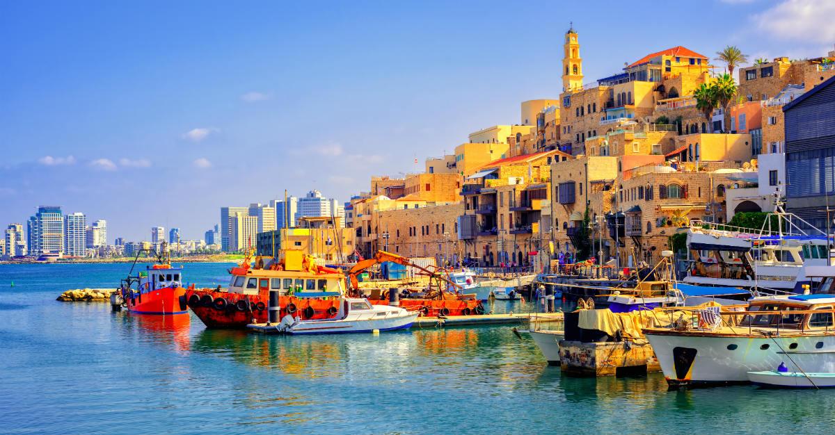 ¿Qué vacunas debo recibir antes de ir a Israel?