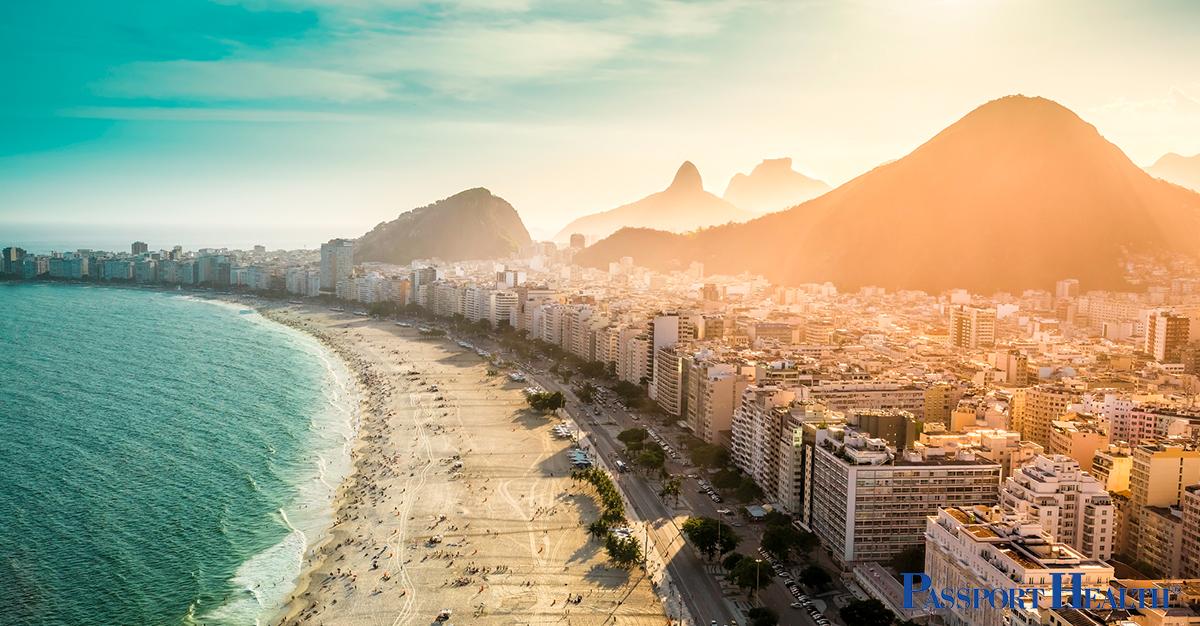 Pónganse morenitos en Copacabana