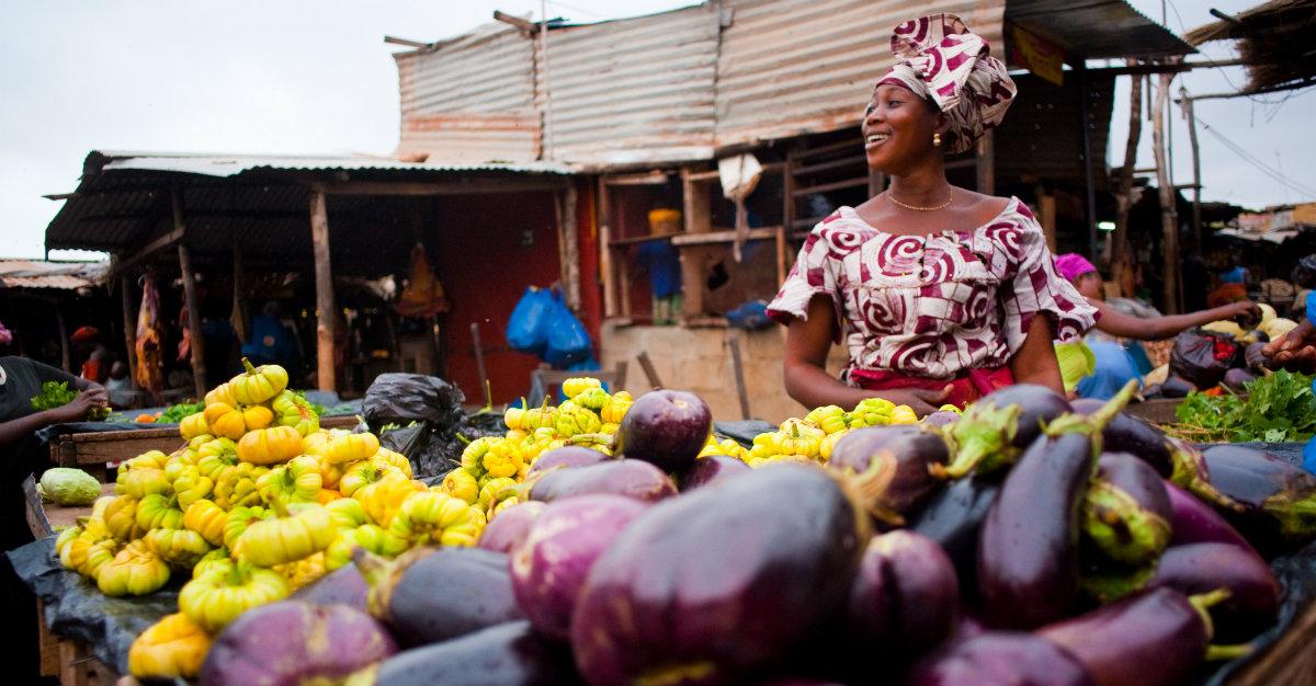 Avec un continent entier comme matière première, l'Afrique possède une nourriture distinctive et variée.