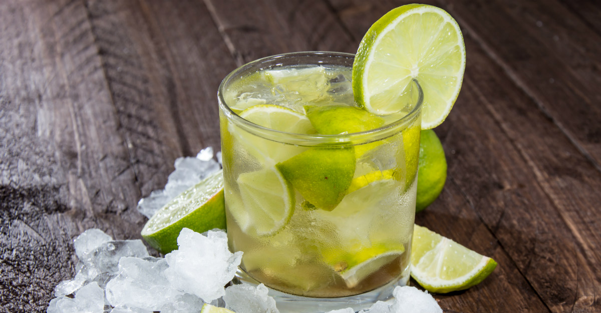 Thanks to some locally-made alcohol, Brazil's national drink is a standout.