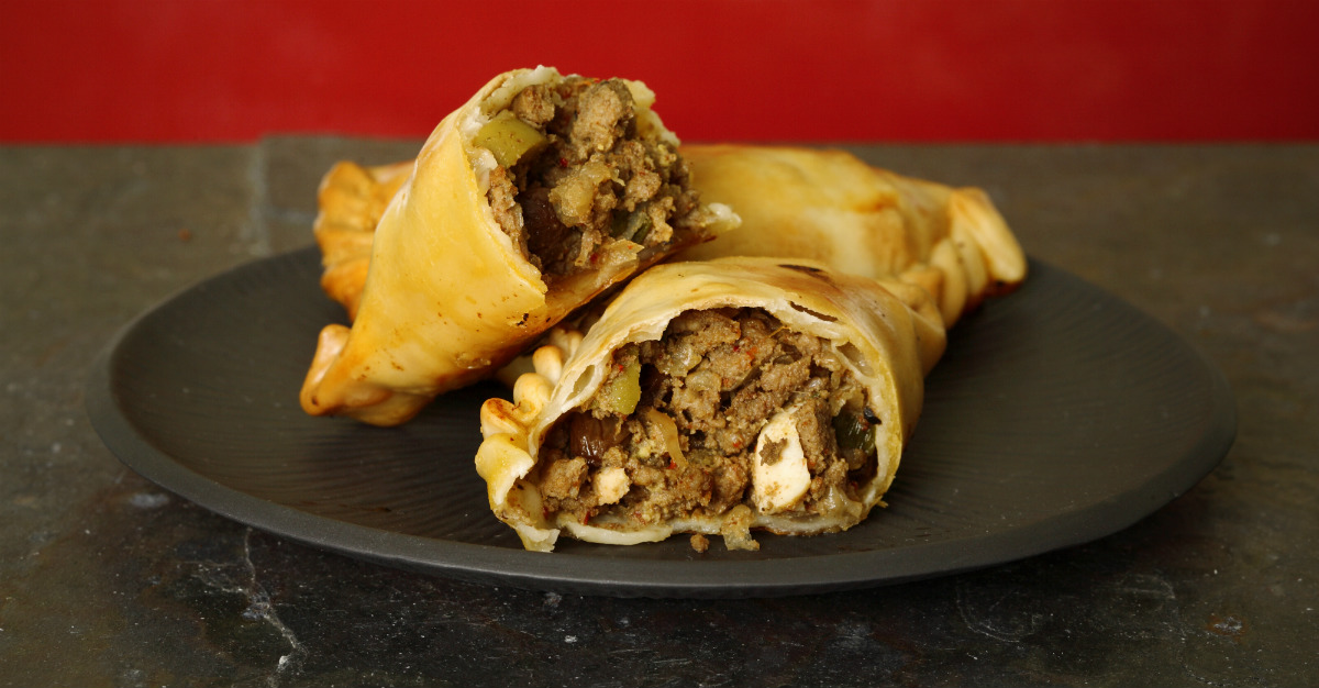 The empanada is a perfect vehicle for Argentina's favorite protein.