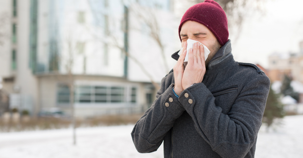 There is more than one reason for the flu's endless spread in the cold winter months.