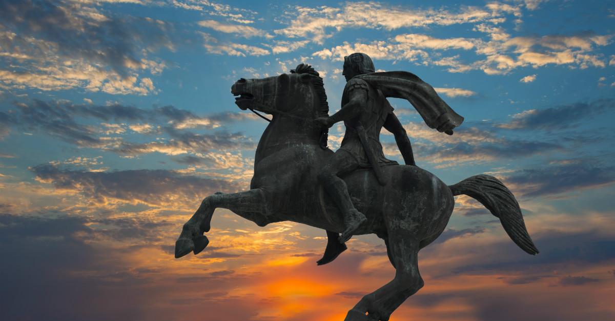 Des milliers d'années après qu'il eut conquis le monde, nous ne savons toujours pas précisément ce qui tua Alexandre le Grand.
