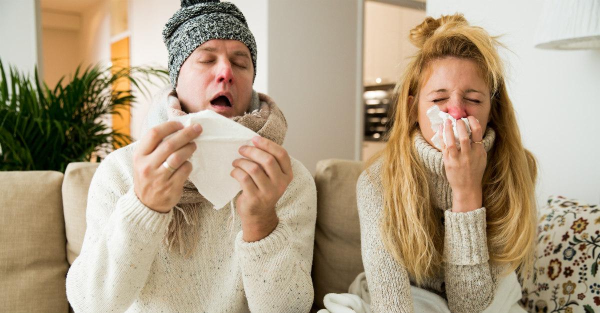 With flu season comes many false myths about the seasonal virus.