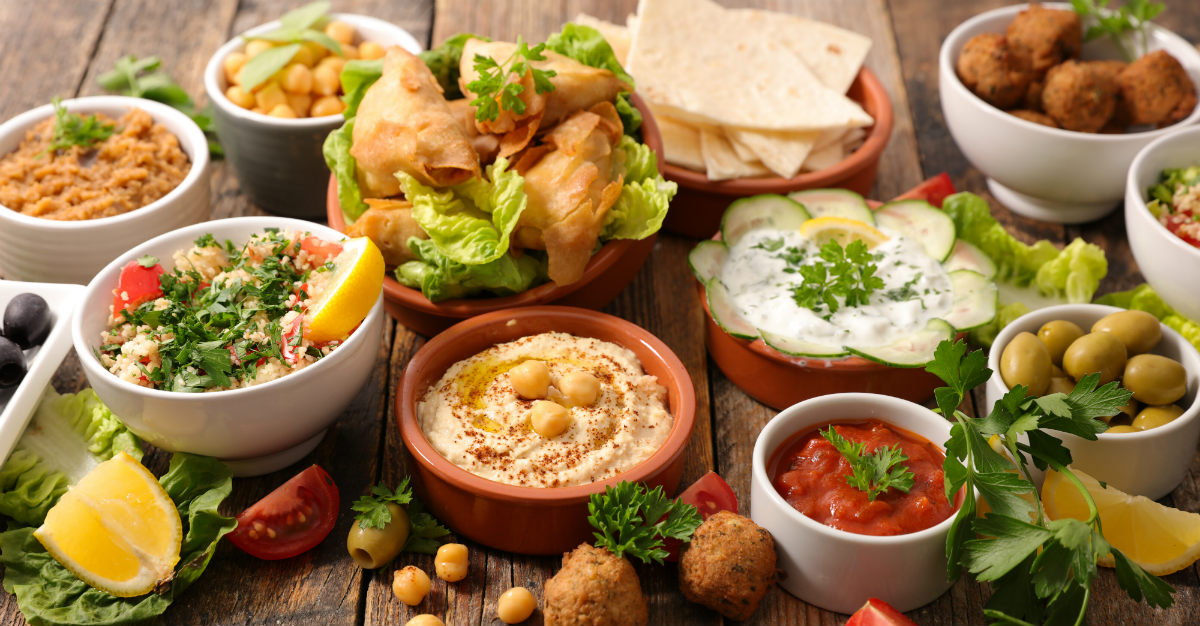 The small-plate style of eating can often make locals forget about the main course.