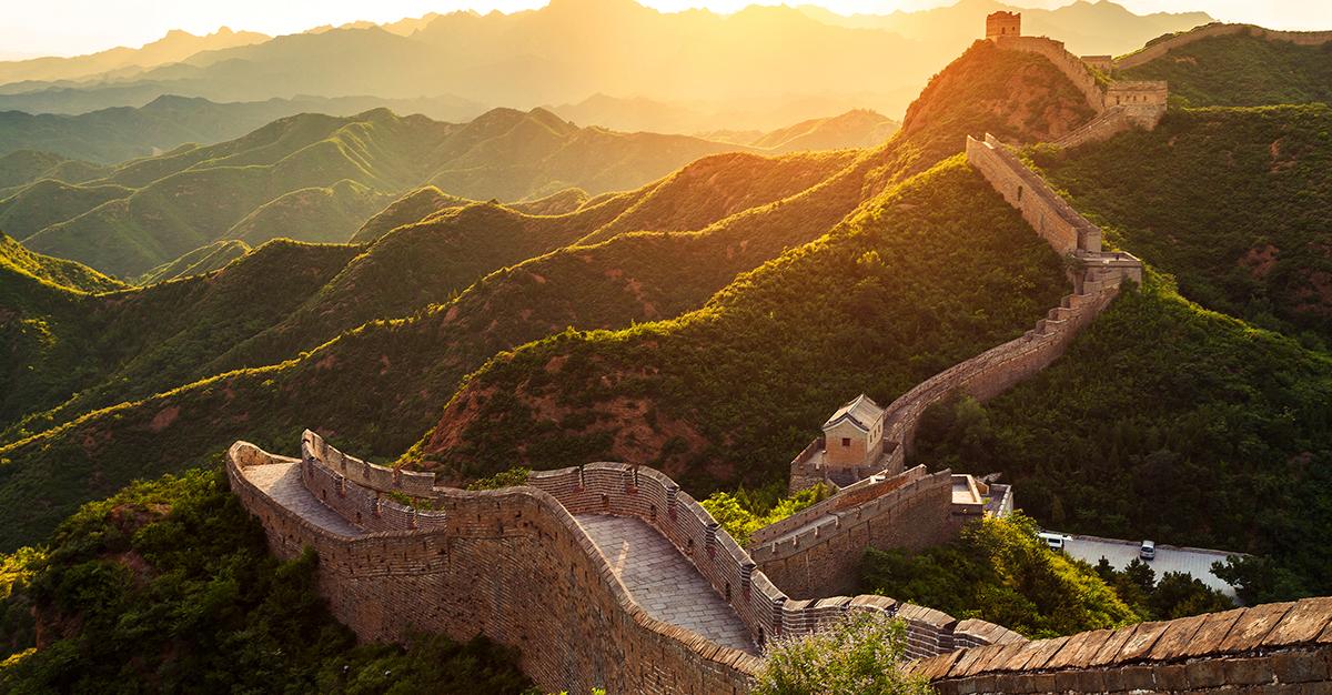 LaGran Muralla China