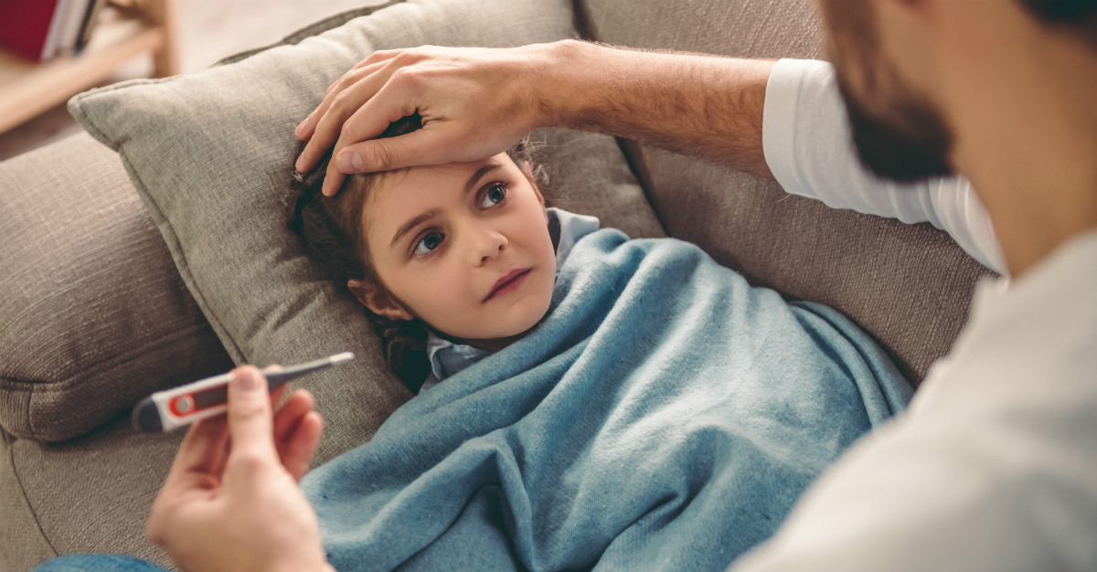 With similar symptoms, it can often be a nightmare to tell if you have the flu or sinus infection.