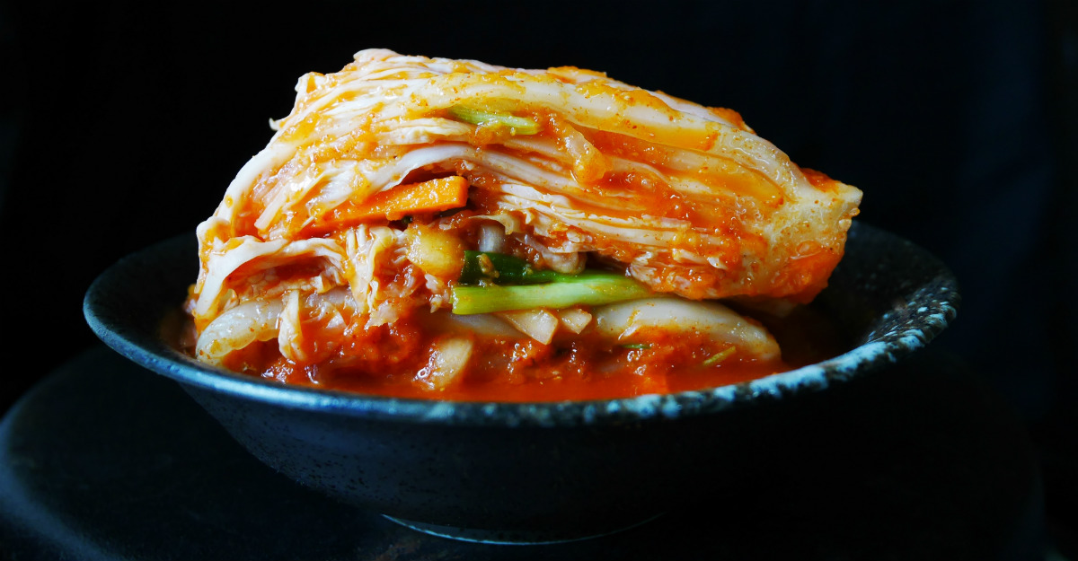 It might be impossible to find a meal in South Korea without these fermented vegetables.