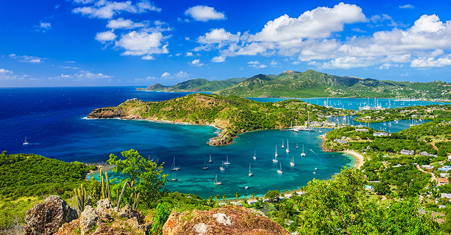 Antigua and Barbuda has everything for any kind of travellers.