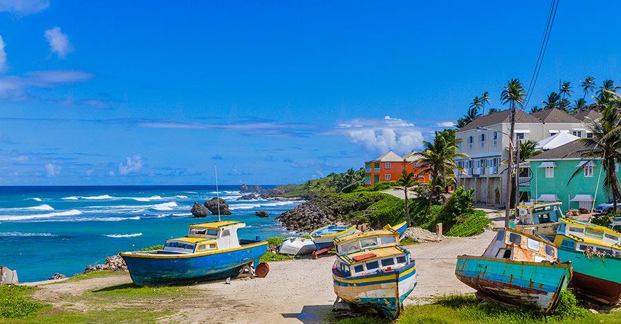 A beautiful Caribbean island, Barbados is a fantastic destination.