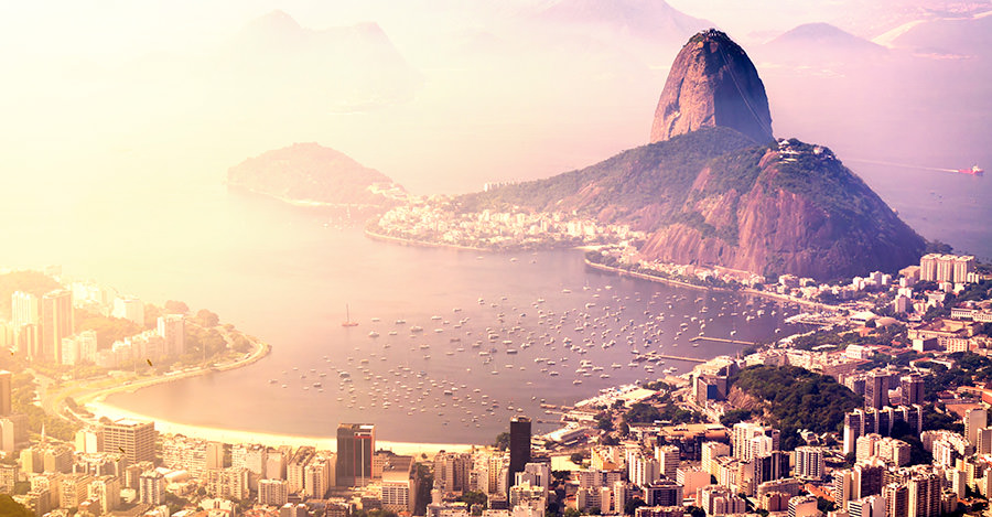 From beaches to jungles, there is tons to explore in Brazil.